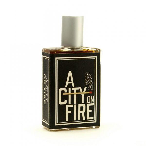 A City on Fire EDP