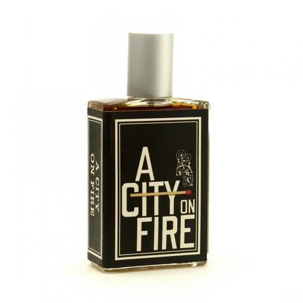 A City on Fire EDP