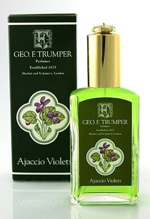 geo. f. trumper ajaccio violets