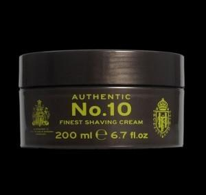 AUTHENTIC No.10 Krem do golenia 200 ml