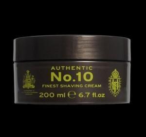 AUTHENTIC No.10 Shaving cream 200 ml