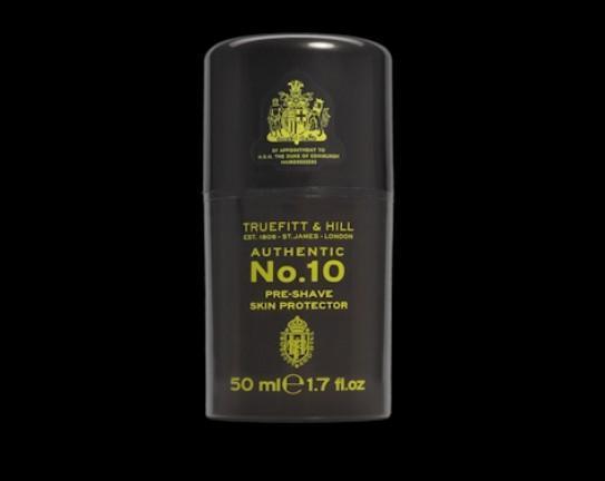 AUTHENTIC No.10 Ochronny balsam przed goleniem 50 ml