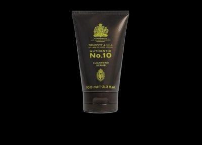 AUTHENTIC No.10 Oczyszczający scrub do twarzy 100 ml