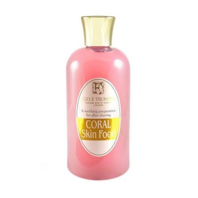 Coral Skin Food – emulsja przed i po goleniu 200 ml