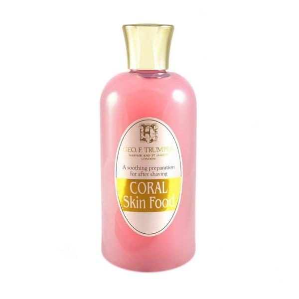 Coral Skin Food - pre and aftershave emulsion 200 ml