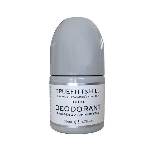 Roll-on deodorant without parabens and aluminum 50 ml