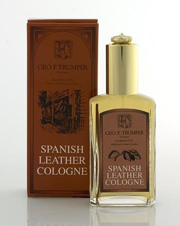 geo. f. trumper spanish leather