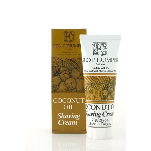 Coconut Oil Soft Shaving Cream 75g