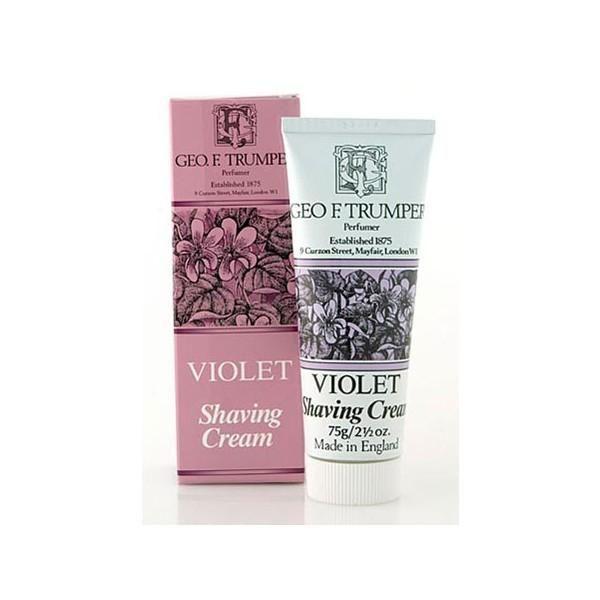 Violet Soft Shaving Cream 75g