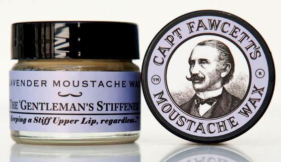 Lavender Moustache Wax 15 ml