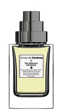 the different company l'esprit cologne - limon de cordoza