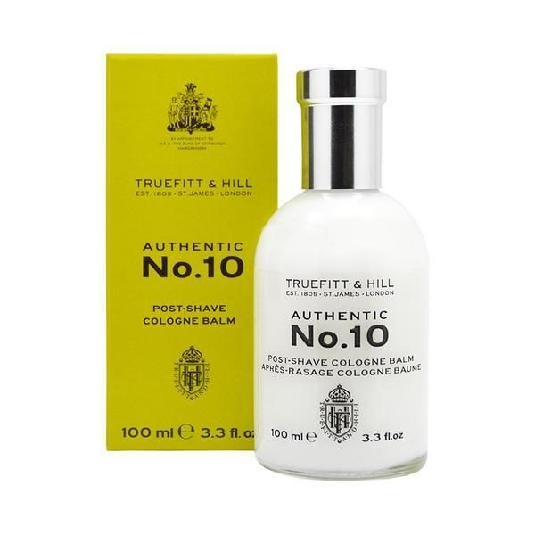 AUTHENTIC No.10 AFTERSHAVE BALM 100 ml