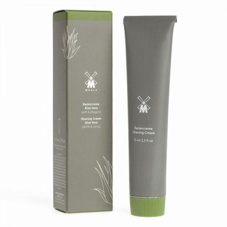Shaving Cream in tube Aloe 75 ml