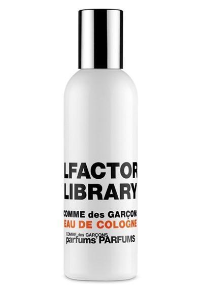 Olfactory Library: Eau de Cologne EDT