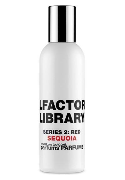Olfactory Library: Sequoia EDT