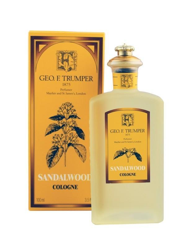 geo. f. trumper sandalwood cologne