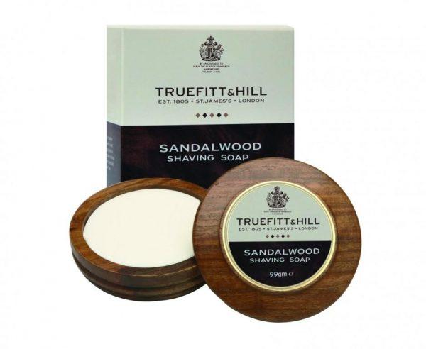 Sandalwood Luxury Shaving Soap 99g