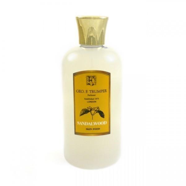 Sandalwood Skin Food - pre and aftershave emulsion 200 ml