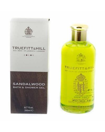 SANDALWOOD Shower gel 200 ml