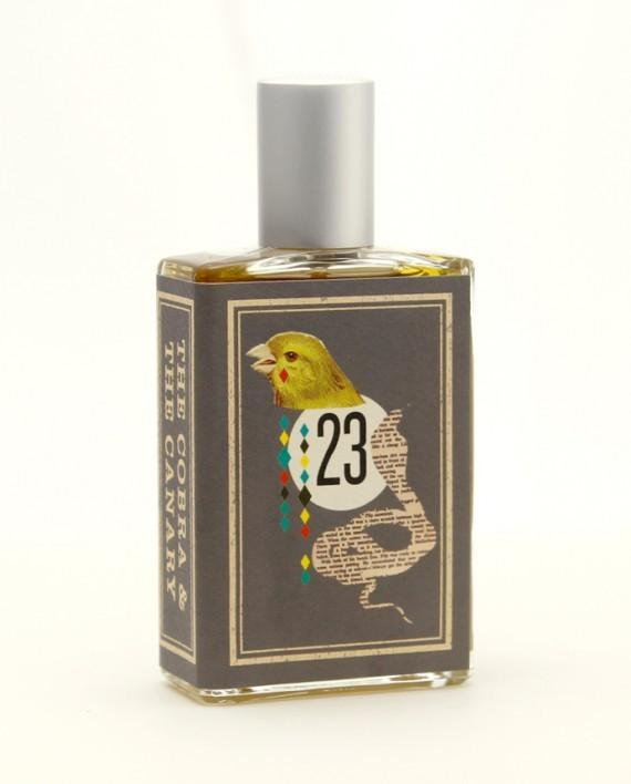 The Cobra & The Canary EDP