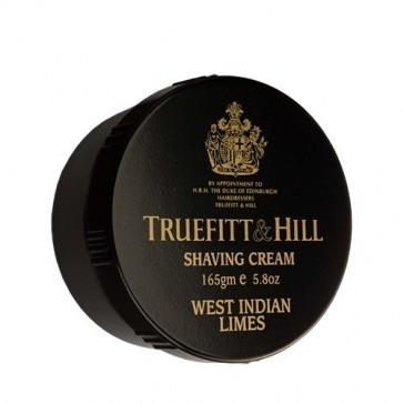 WEST INDIAN LIMES Shaving Cream in bowl  190g