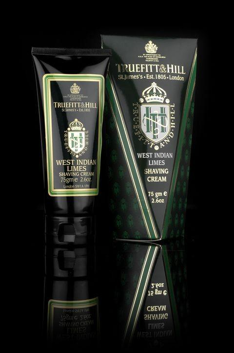 WEST INDIAN LIMES Shaving cream in tube 75g