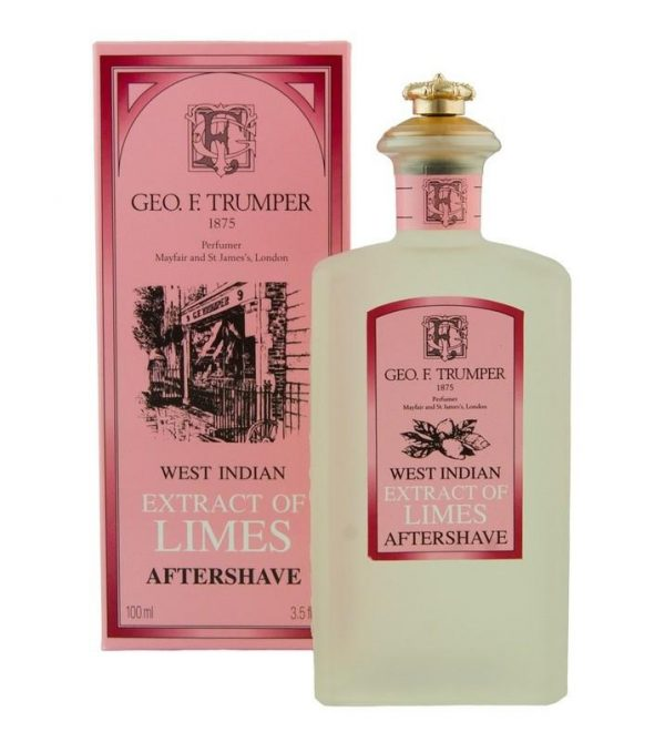 AFTERSHAVE EXTRACT OF LIMES 100  ML
