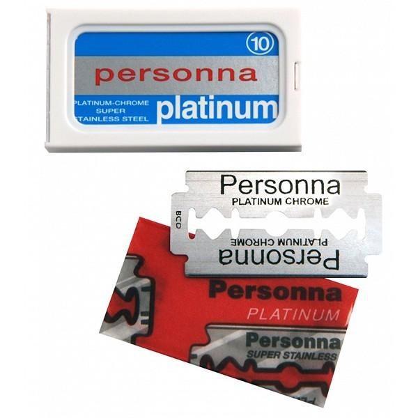 Personna blades 10 pieces