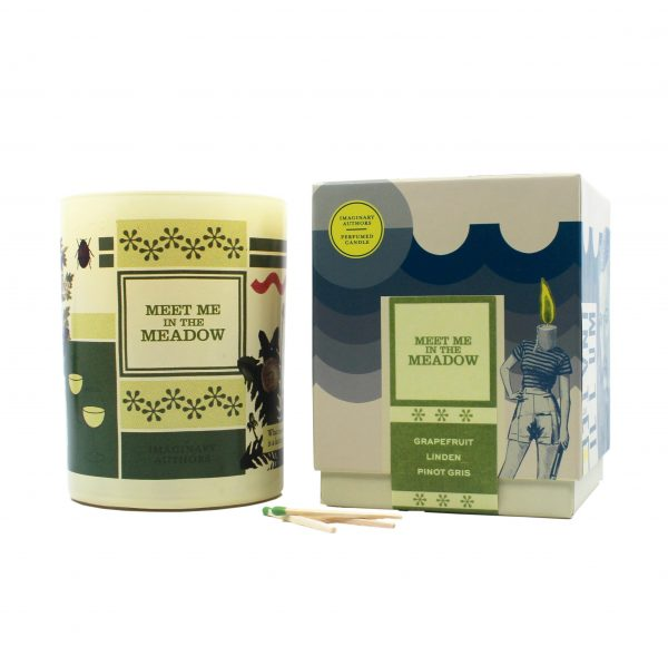 Scented Candle Meet Me in the Meadow 330ml