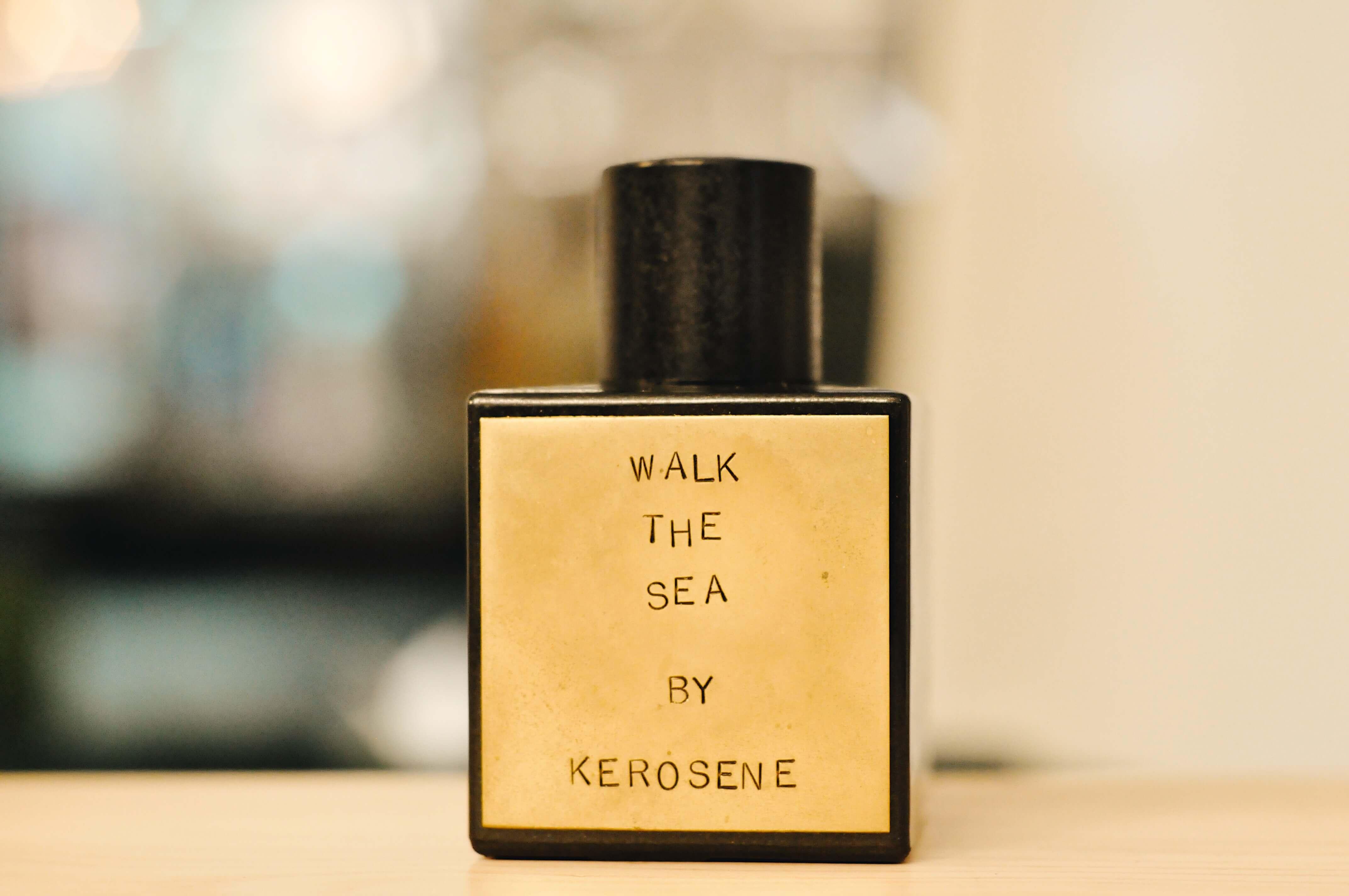 walk the sea - perfumy