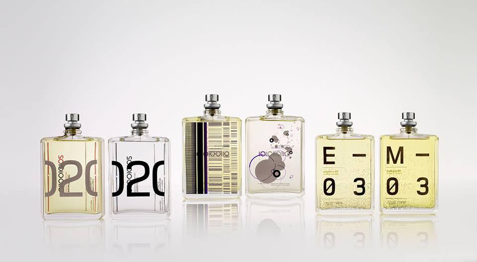 ESCENTRIC MOLECULES perfumy