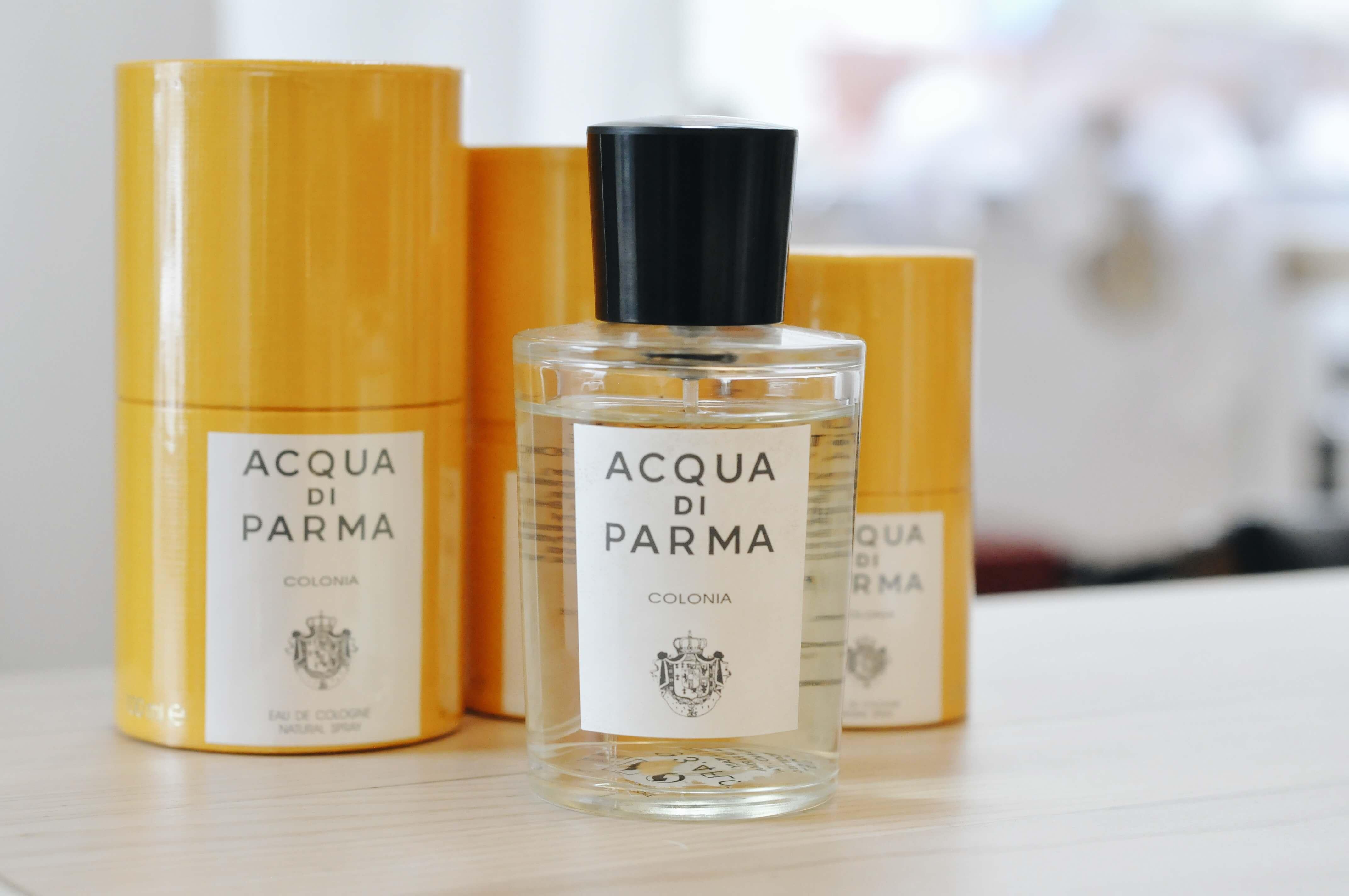 Acqua di Parma perfumy