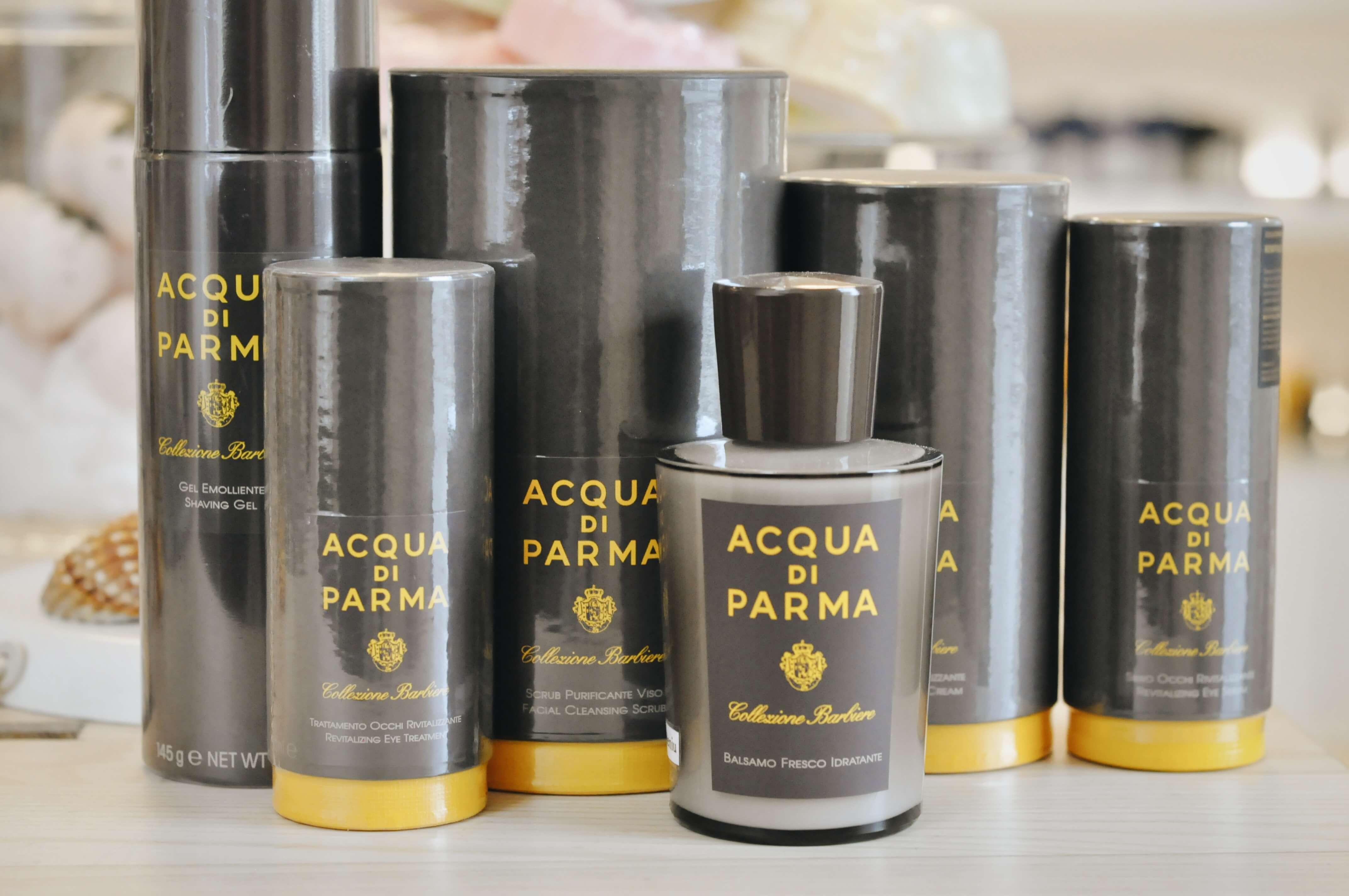 flakony Aqua di Parma