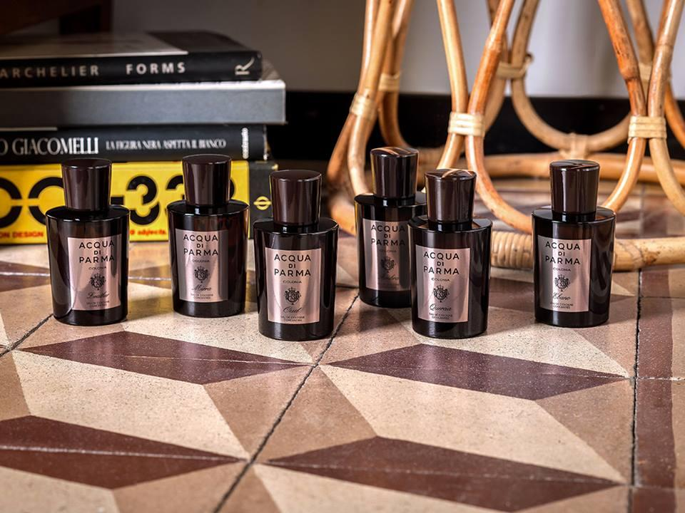 Linia perfum Ingredient