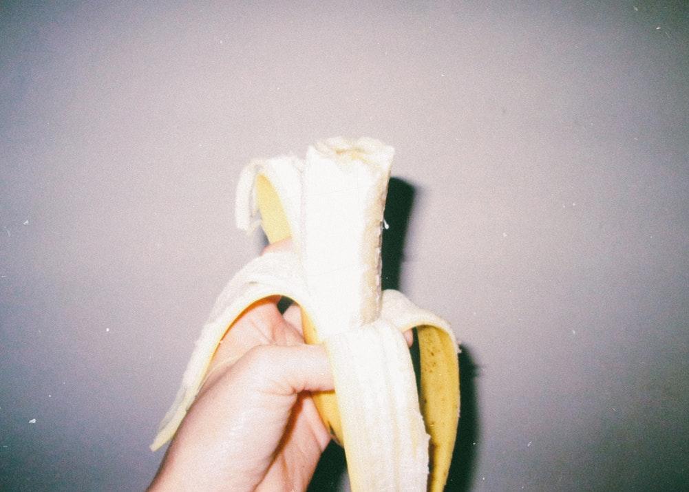 banan jako składnik perfum