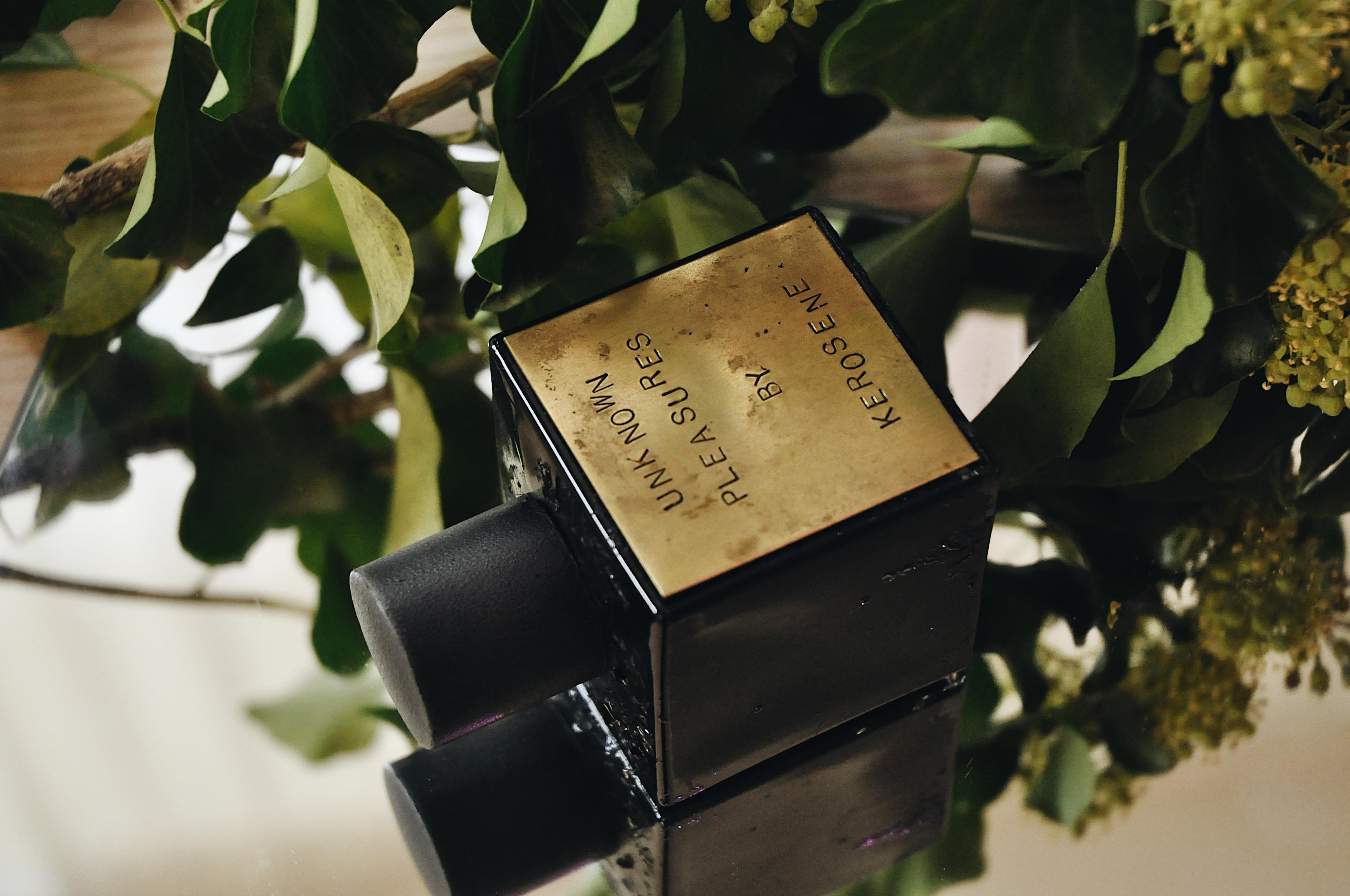 Kerosene Fragrances Unknown Pleasures