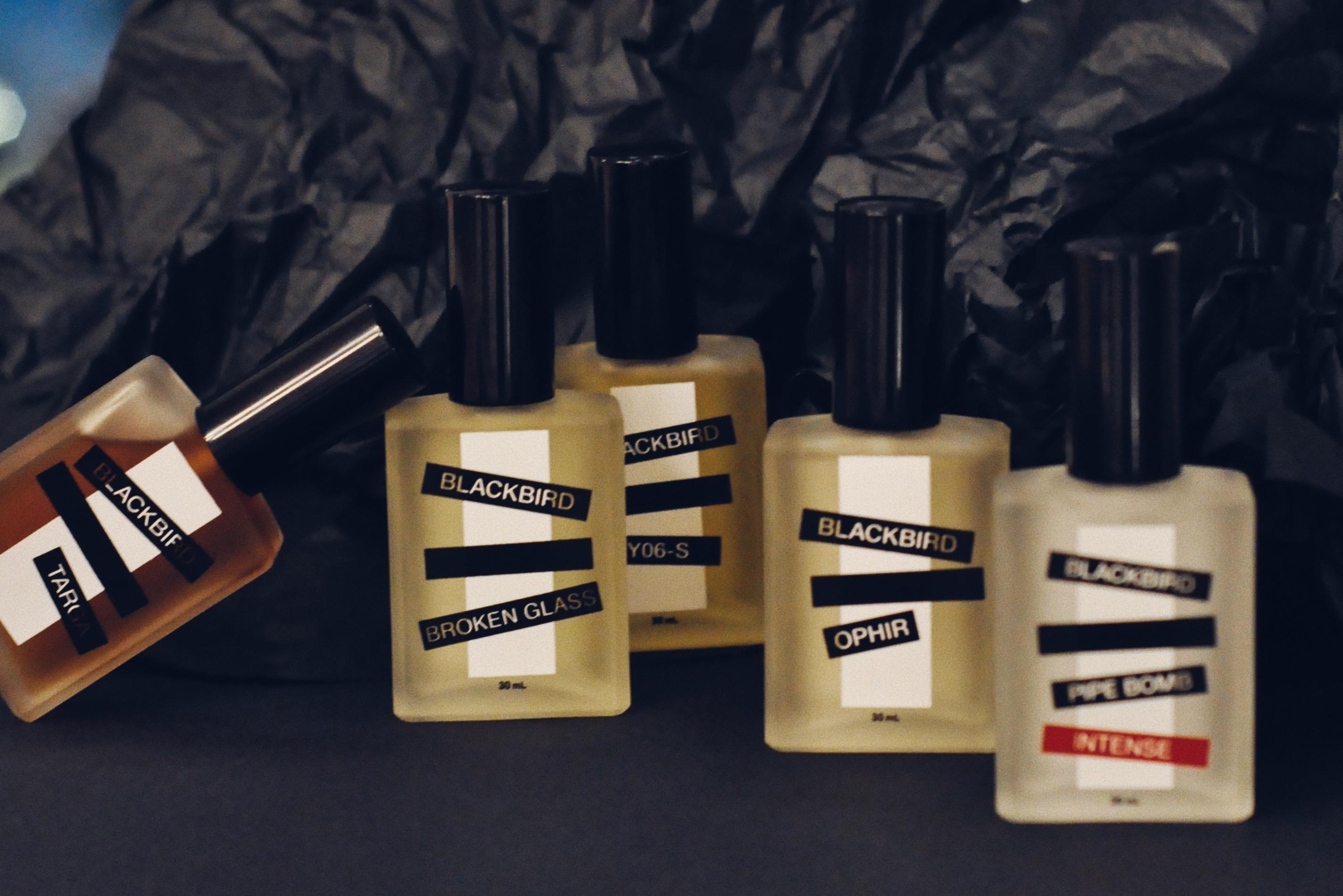 Blackbird perfumy