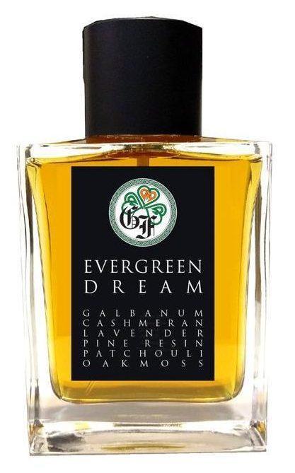 gallagher fragrances evergreen dream