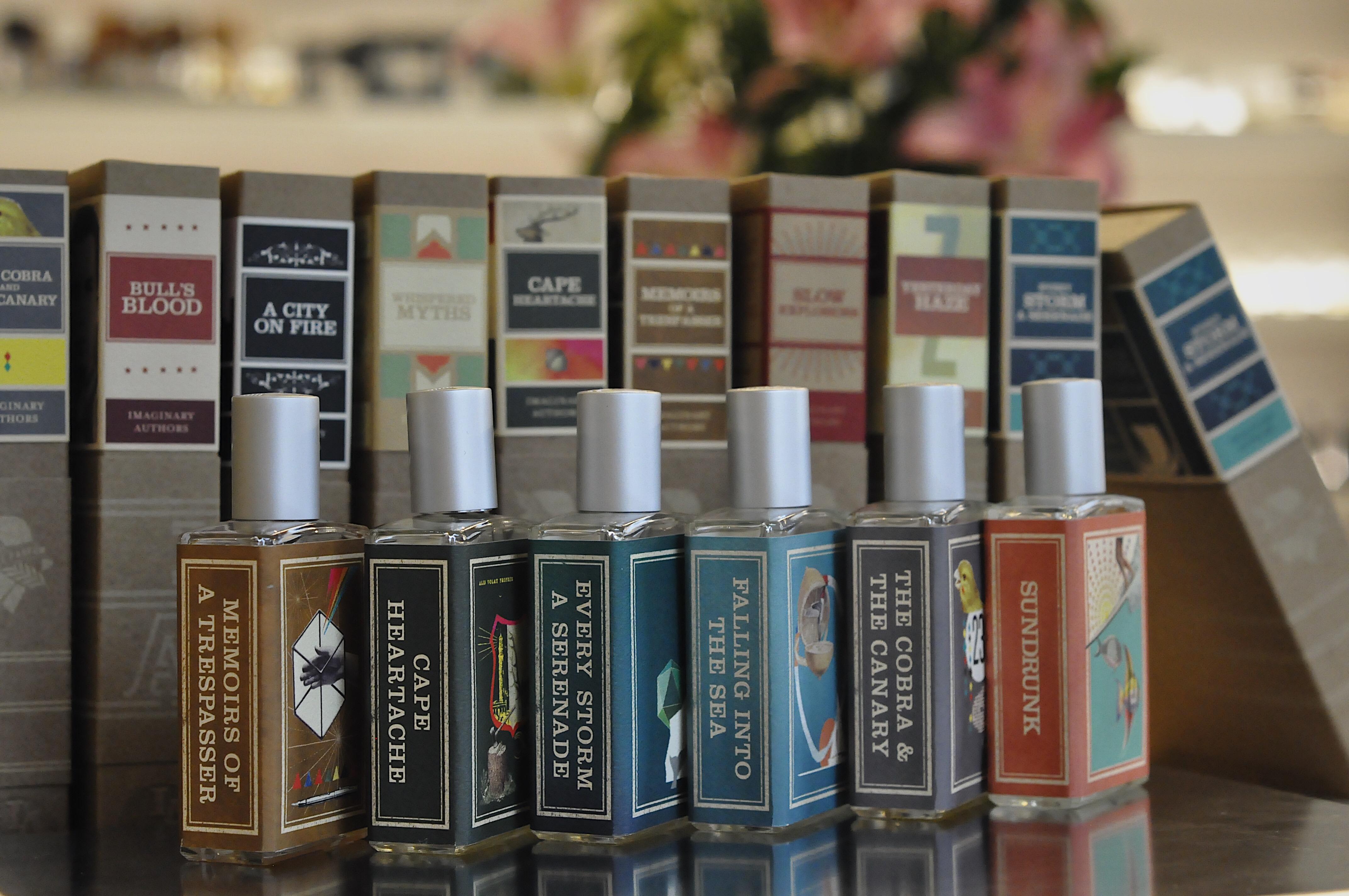 Przykłady perfum niszowych