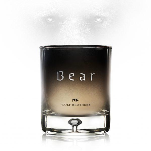 Świeca sojowa BEAR 230g