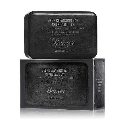 Deep Cleansing Bar with Charcoal 198g