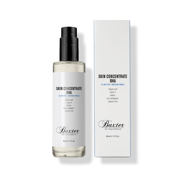 Skin concentrate BHA