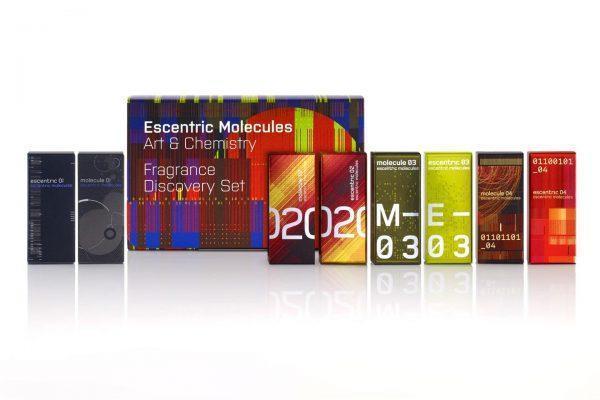 Escentric Molecule Discovery Set 8x2 ml