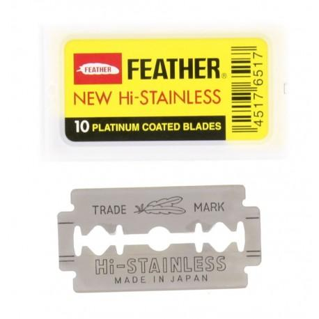Feather blades 10pcs.