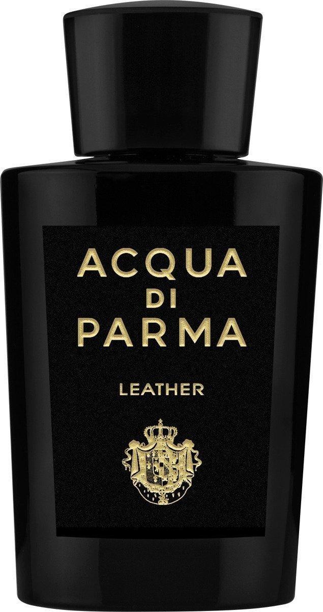 acqua di parma leather woda perfumowana 1 ml